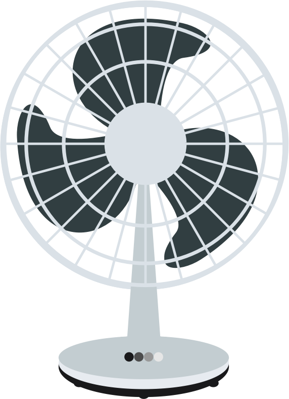 Free To Use Amp Public Domain Electric Fan Clip Art