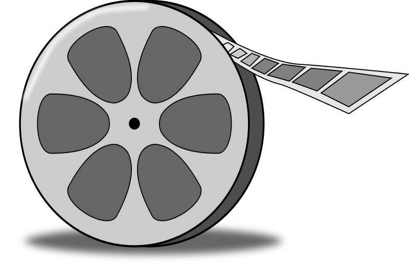 Free To Use Amp Public Domain Film Reel Clip Art