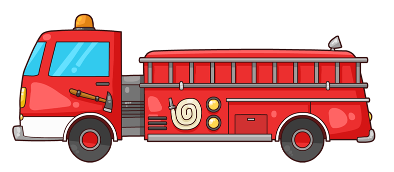 Free To Use Amp Public Domain Fire Truck Clip Art