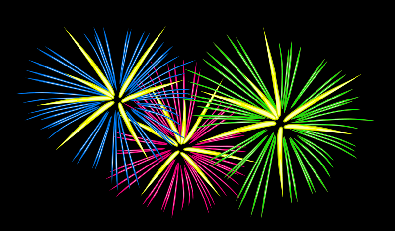 Free To Use Amp Public Domain Fireworks Clip Art