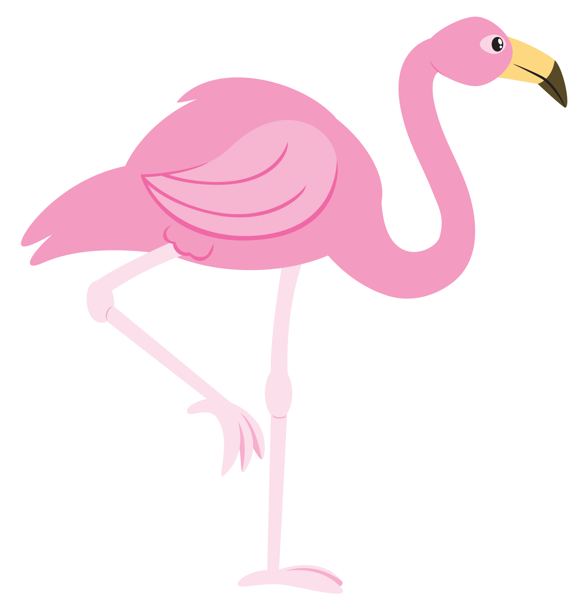 Free To Use Amp Public Domain Flamingo Clip Art