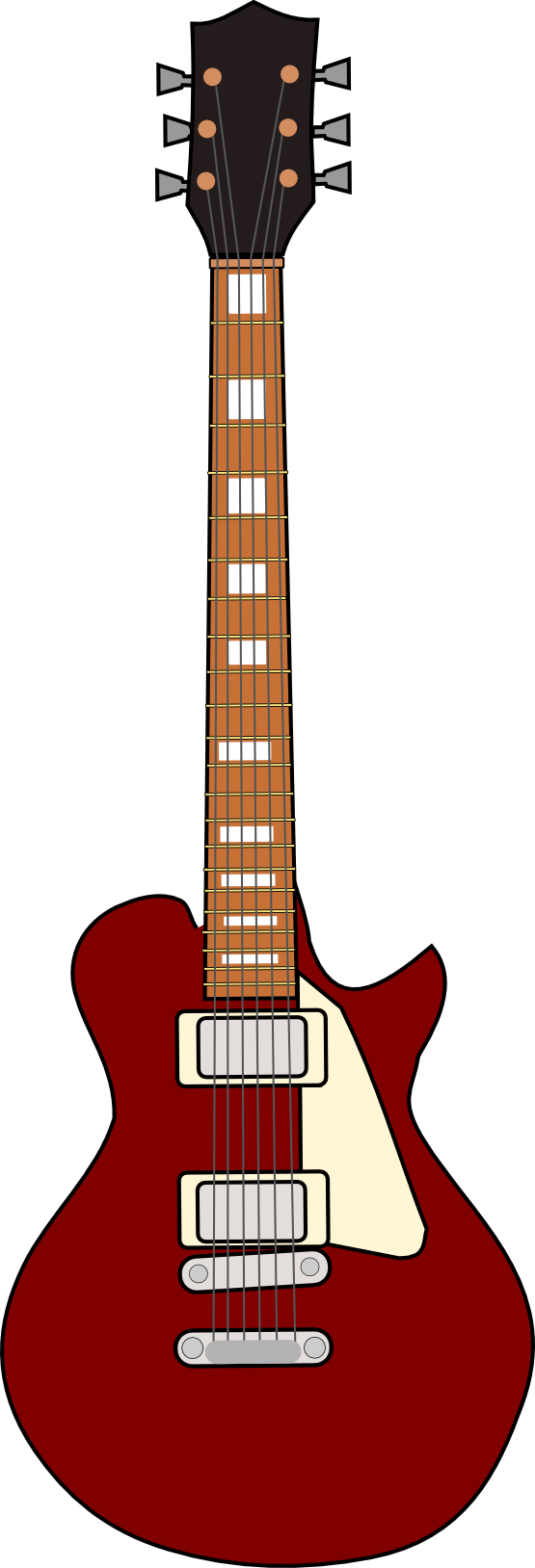 Free To Use Amp Public Domain Guitar Clip Art Page 2