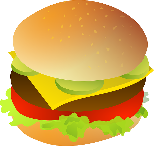 Free To Use Amp Public Domain Hamburger Clip Art Page 2