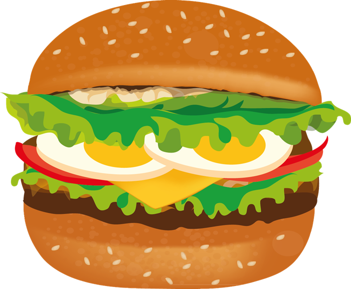 how to use graphic burger