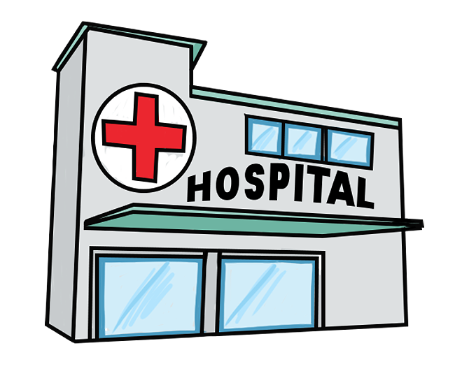 Free To Use Amp Public Domain Hospital Clip Art