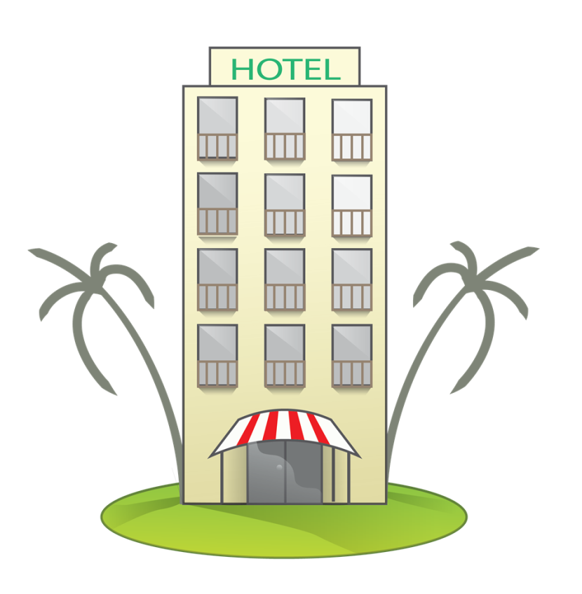 Best Hotel Clipart #17797 - Clipartion.com