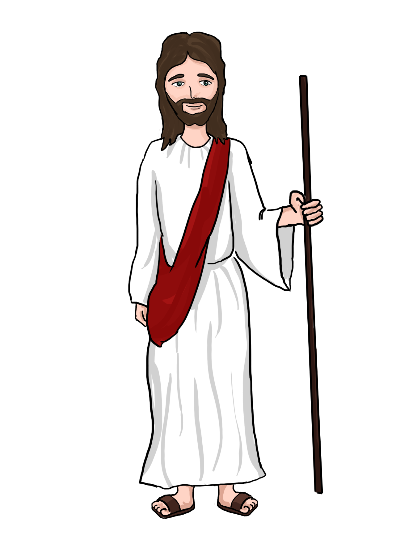 Free To Use Amp Public Domain Jesus Christ Clip Art