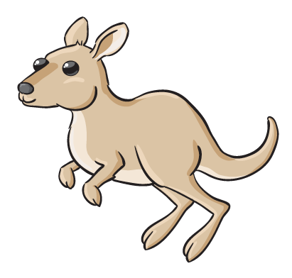 Free To Use Amp Public Domain Kangaroo Clip Art