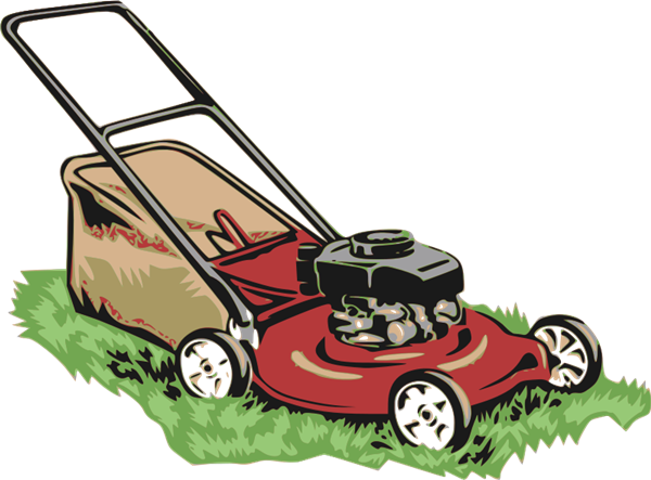 Free To Use Amp Public Domain Lawn Mower Clip Art