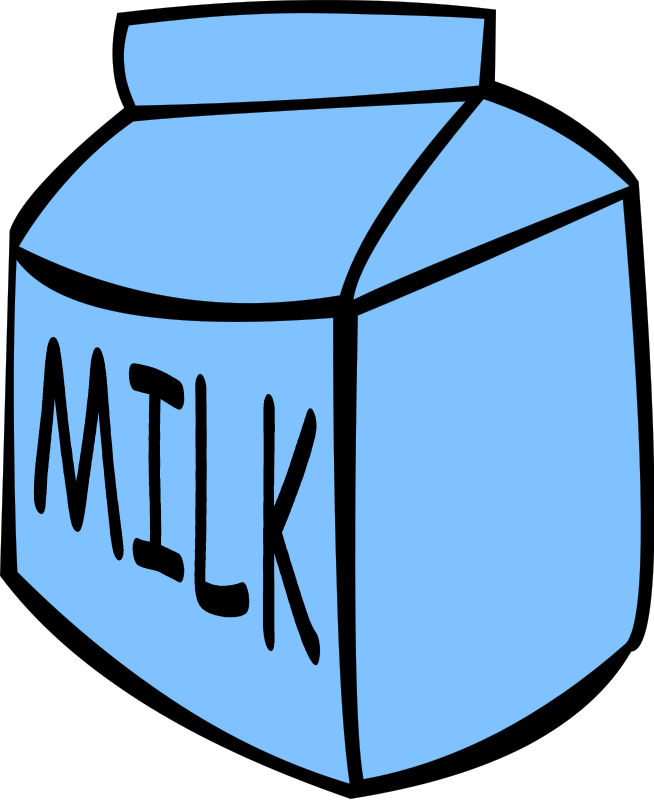 Free To Use Amp Public Domain Milk Clip Art