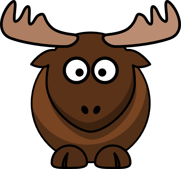 Free To Use Amp Public Domain Moose Clip Art