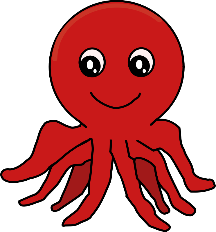 Free To Use Amp Public Domain Octopus Clip Art