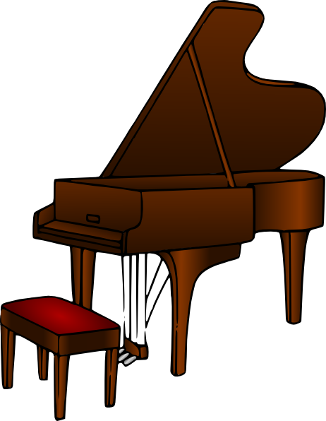Free To Use Amp Public Domain Piano Clip Art