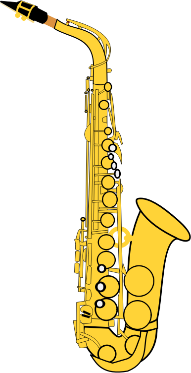 Free To Use Amp Public Domain Saxophone Clip Art