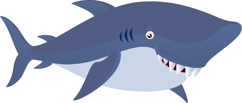 Free To Use Amp Public Domain Shark Clip Art
