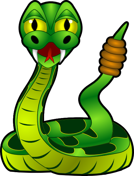 Free To Use Amp Public Domain Snakes Clip Art Page 2