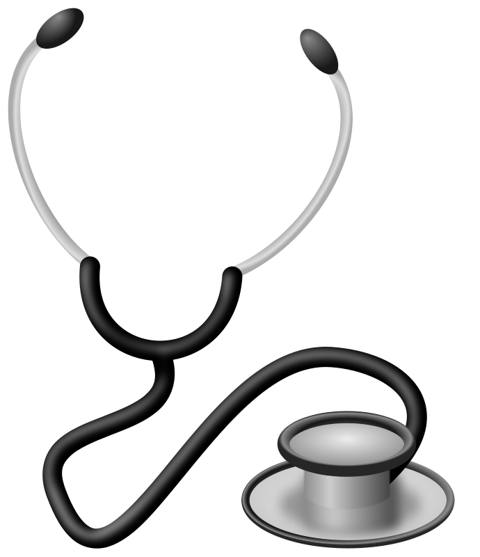 Free To Use Amp Public Domain Stethoscope Clip Art