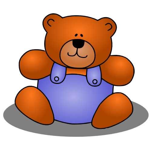 Free To Use Amp Public Domain Teddy Bear Clip Art