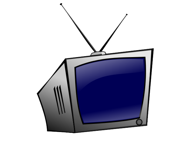 Free To Use Amp Public Domain Television Clip Art Page 2