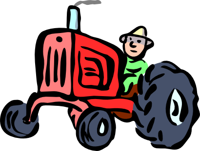Free To Use Amp Public Domain Tractor Clip Art