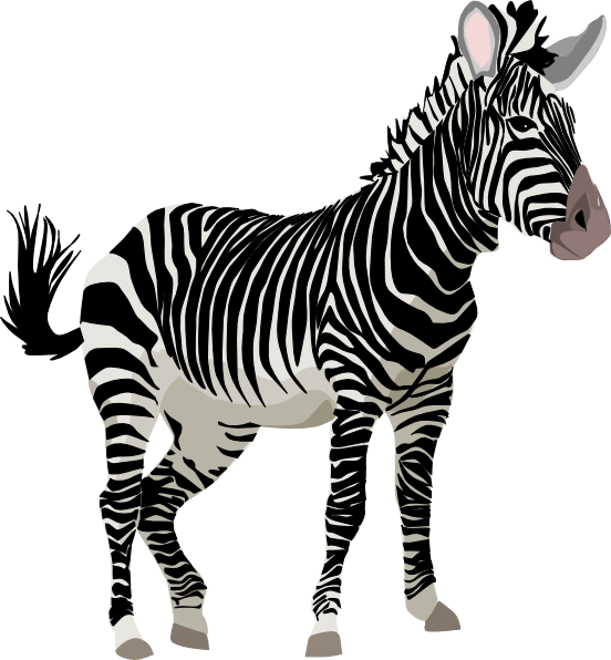 Free To Use Amp Public Domain Zebra Clip Art