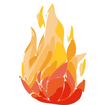 Best Flame Clip Art #18741 - Clipartion.com