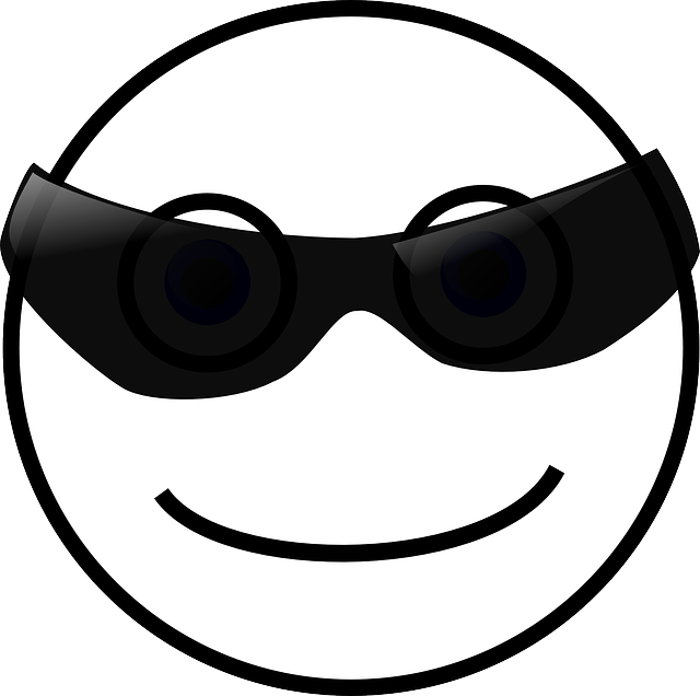 Free Vector Graphic Smiley Face Sun Sunglasses Free Image On