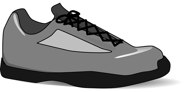 Free Vector Graphic Tennis Shoe Clipart Isolated Free Image