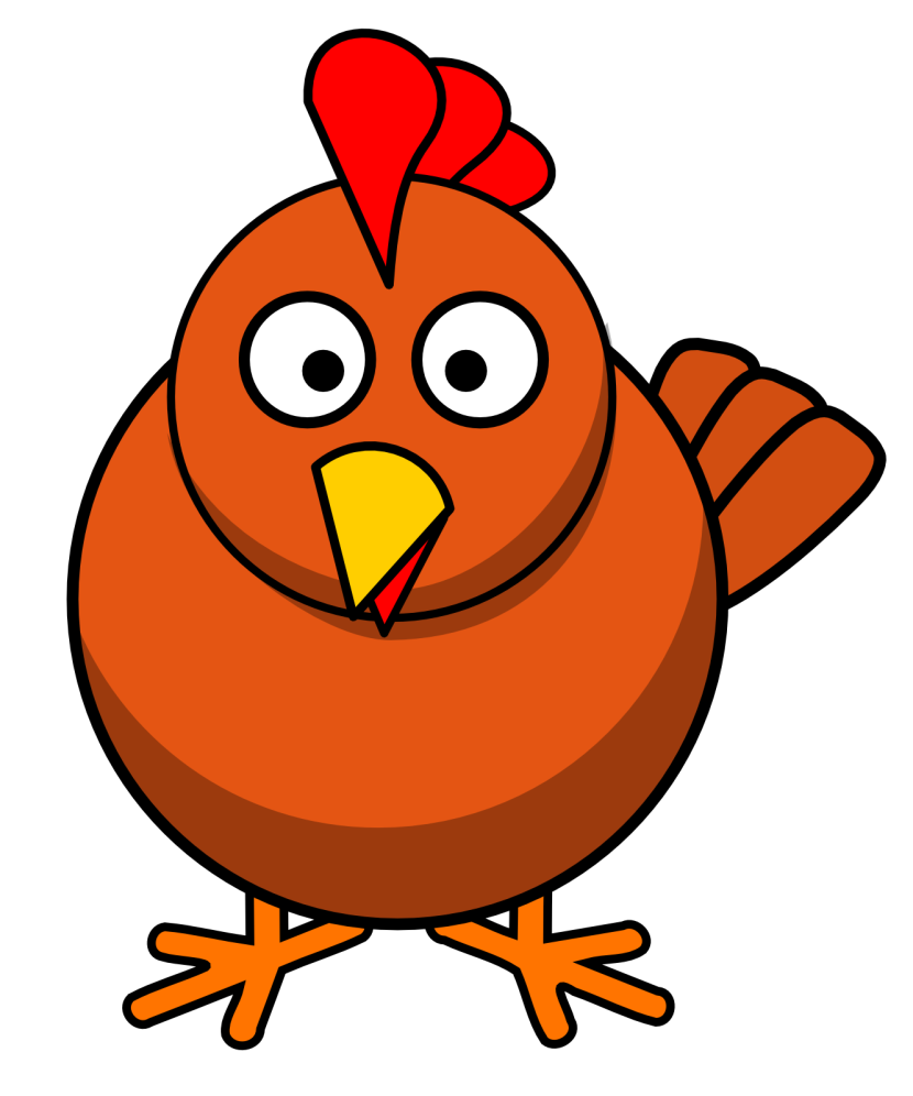 Fried chicken clip art - photo#20