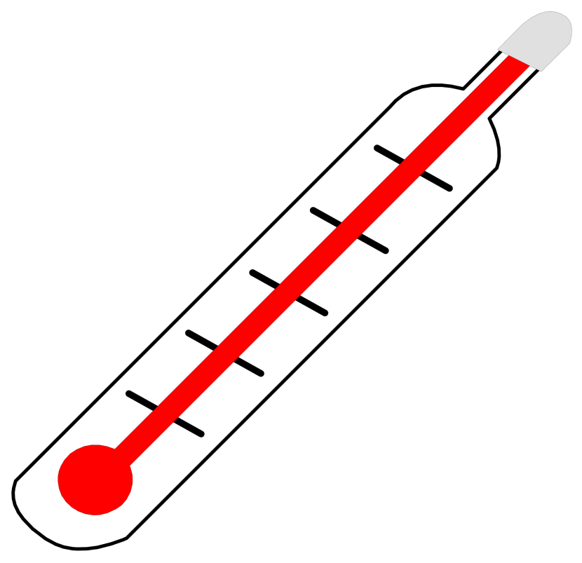 Frozen Thermometer Clip Art Free Clipart Images