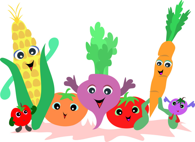 healthy fruits fruit clipart