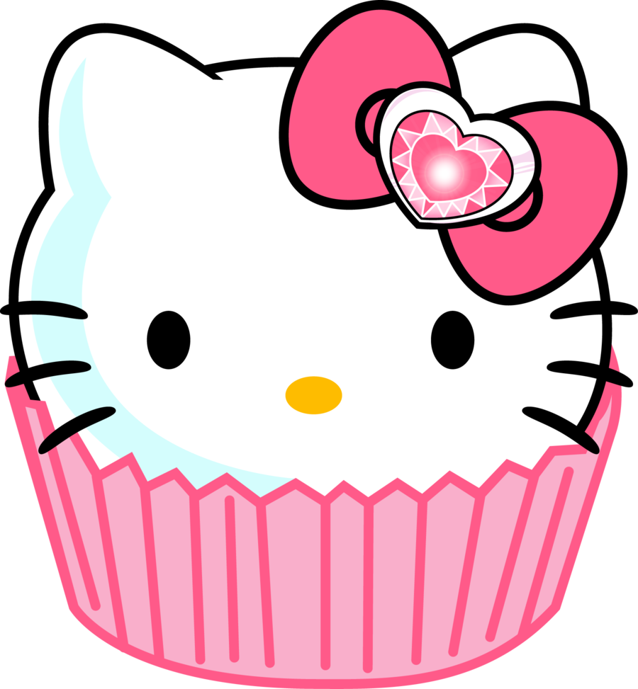 Best Hello Kitty Clipart Clipartion