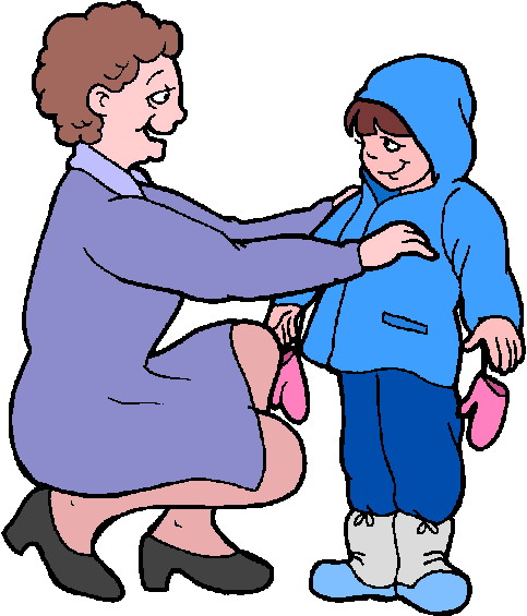 Getting Dressed Clipart Free Clip Art Images
