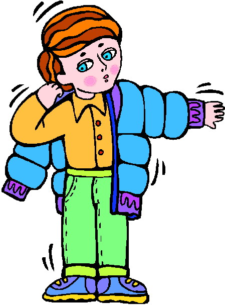 Getting Dressed Clipart Free Clipart Images