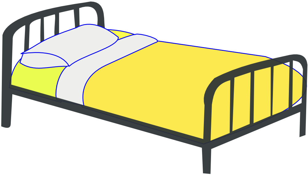 Getting Out Of Bed Clipart Free Clipart Images