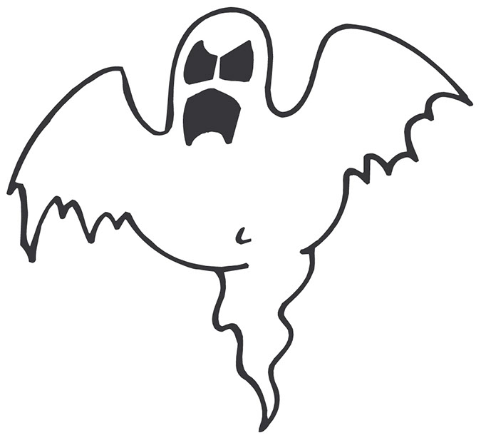 Ghost Clip Art Free Clipart Images