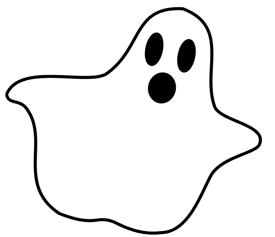 Ghost Clipart Ghost Halloween Medo Scary Pro Clip Arts
