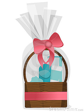 Gift Basket Free Clipart Images