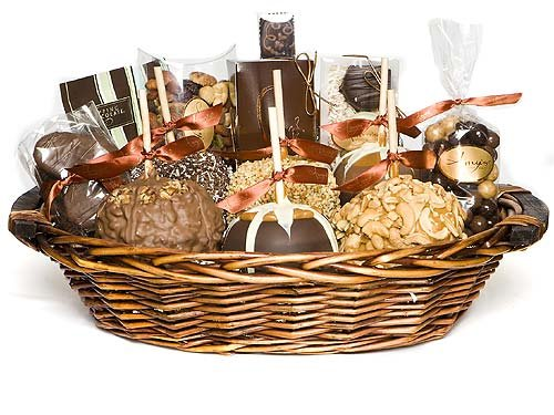 Gift basket clip art clipartion