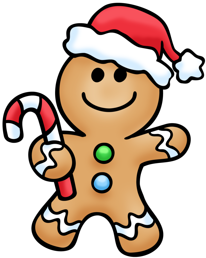 Best Gingerbread Man Clipart 9080 Clipartioncom