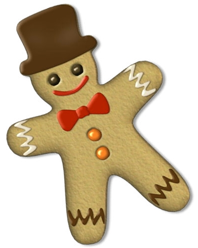 Gingerbread Man Clip Art 9 Best Clip Art Blog
