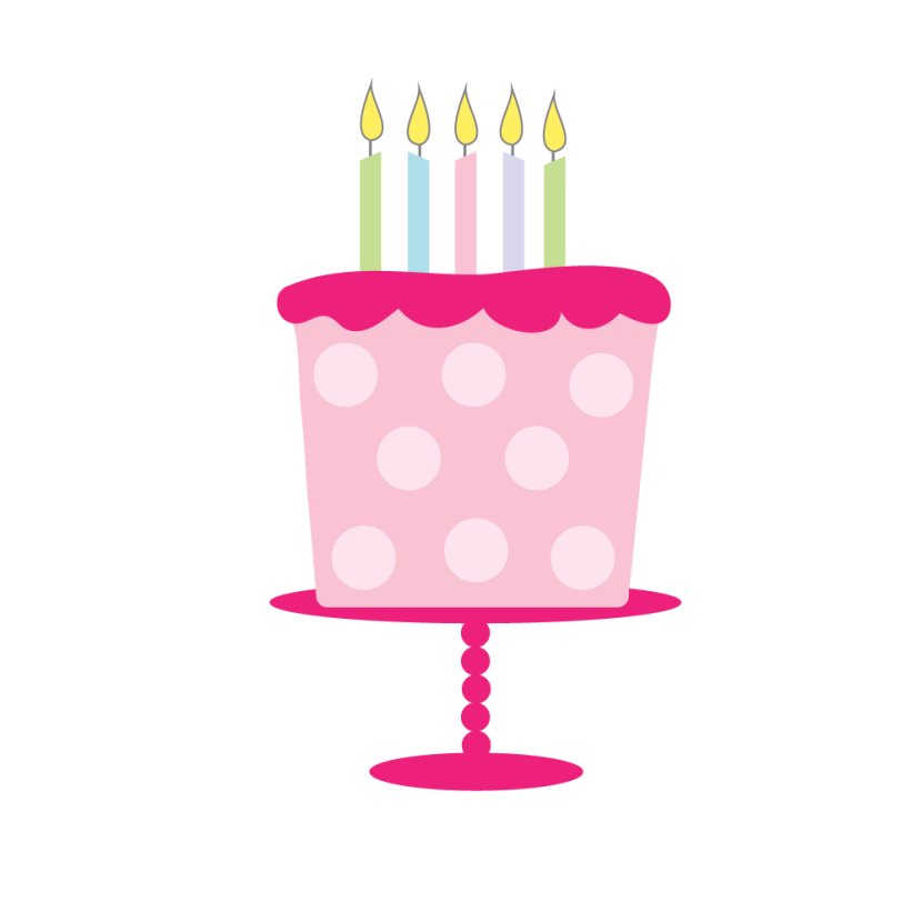 Birthday Clip Art And Free Birthday Graphics: Birthday Cake Clipart