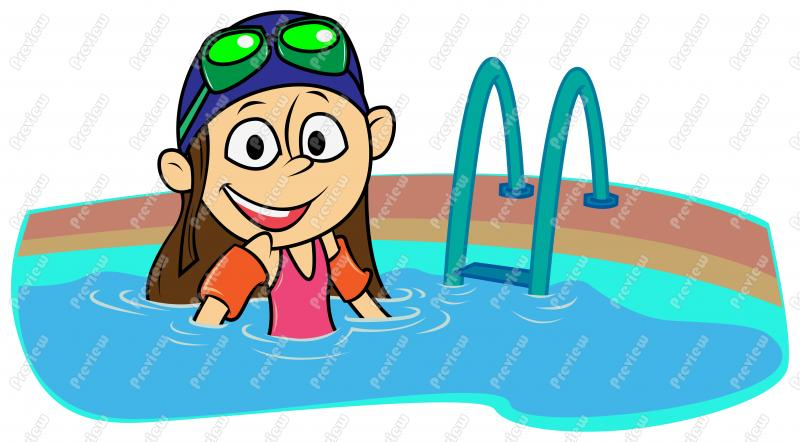 Girl Child Swimming Clip Art The Tree Of Cancerthe Tree Of Cancer