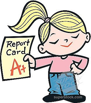 Girl Student Thinking Clipart Free Clipart
