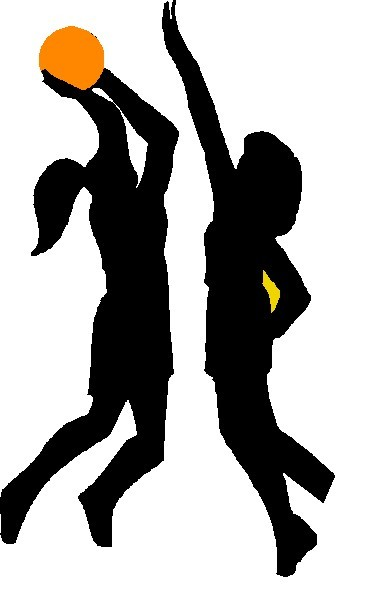 Girls Basketball Clipart Free Clip Art Images