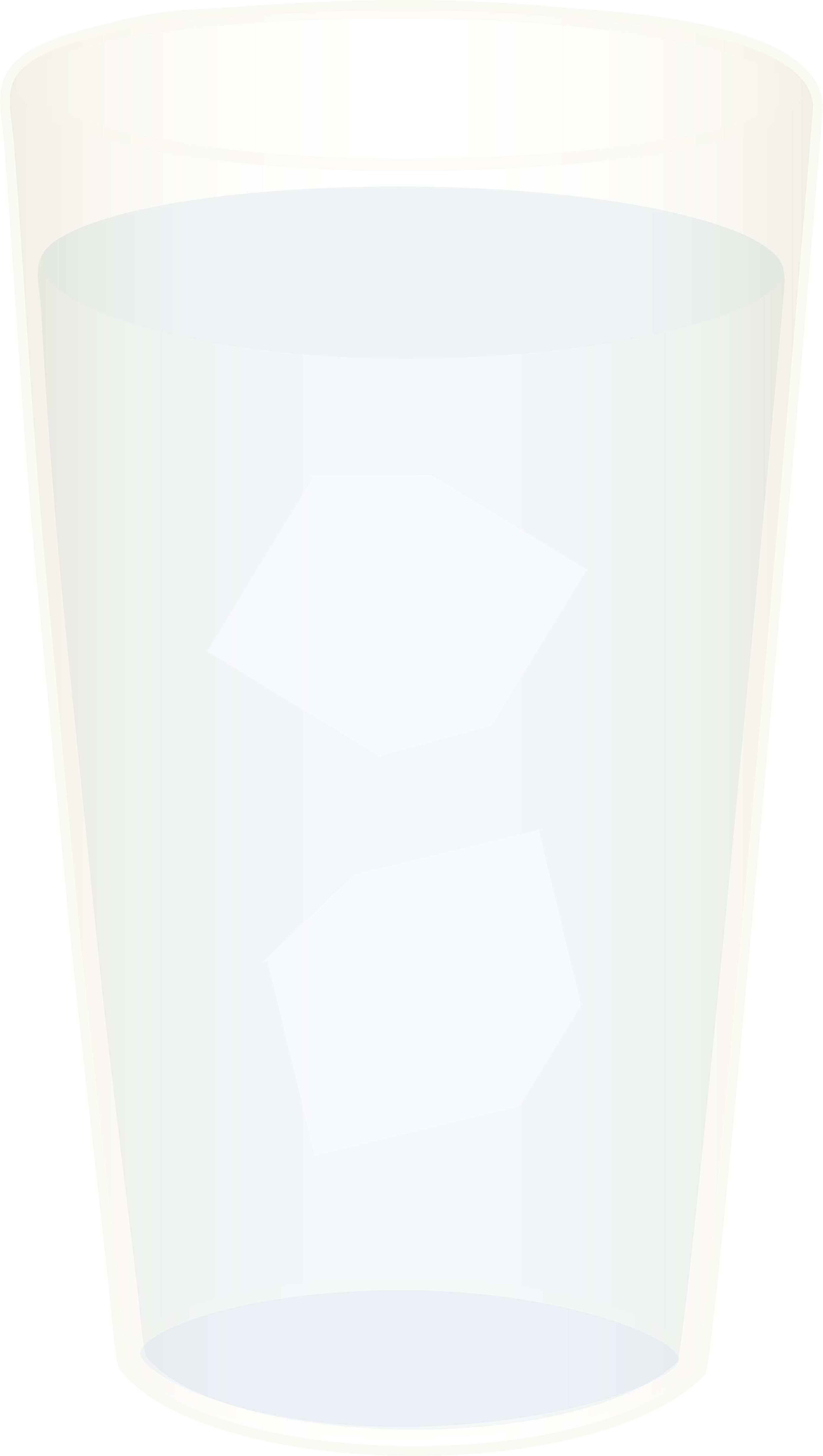 Glass Of Water With Ice Cubes Free Clip Art