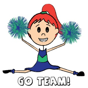 Go Team Clipart Free Clip Art Images