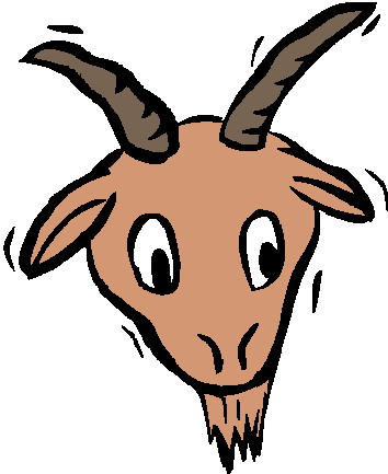 Goat On A Stick Clipart Free Clip Art Images