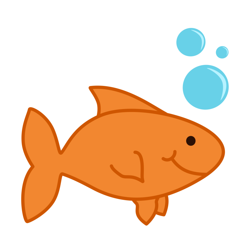 Goldfish Clipart Free Clipart Images