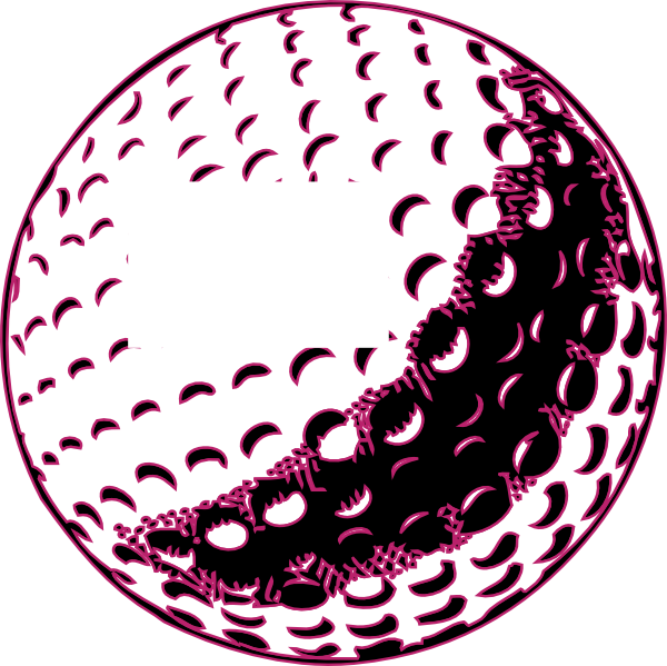 Golf Ball Clip Art Free Vector Free Clipart Images